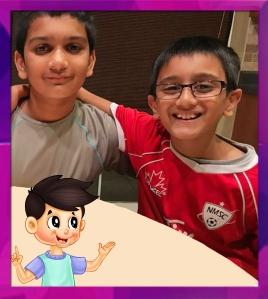 Kids intro photo